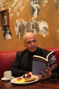 Andy Shallal at Busboys and Poets